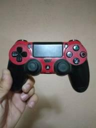 Controle de PS4 (leia)