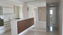 Apartamento decorado com 3 quartos, suite para aluguel no Brises club na paralela