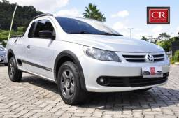 VOLKSWAGEN SAVEIRO 2011/2011 1.6 MI TROOPER CE 8V FLEX 2P MANUAL G.V - 2011