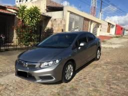Vende-se Honda Civic LXS 1.8, Automático, 2014 - 2014