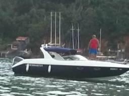 Lancha 260 pés motor 200 Hp Yamaha