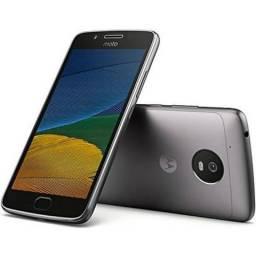 Vendemos Motorola G5 modelo XT1672 e aceitamos seu celular usado na troca!!!