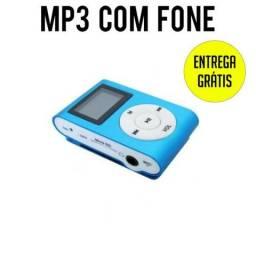 MP3 Entrega grátis! (novo na caixa)