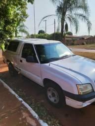 Chevrolet s10 Cab simples 4x2 Gasolina - 2005
