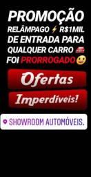 Recuse IMITAÇÕES! R$1MIL DE ENTRADA MESMO SÓ AQUI NA SHOWROOM AUTOMÓVEIS
