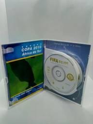 DVD Duplo FIFA 100yers