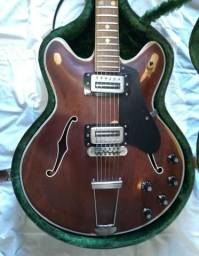 Guitarra giannini diamond anos 80