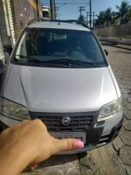 Vendo ou troco fiat idea adventure - 2007