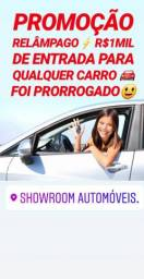 Recuse IMITAÇÕES!! R$1MIL DE ENTRADA SÓ NA SHOWROOM AUTOMÓVEIS - 2015