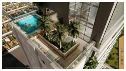 Sky Garden Flamboyant | Apartamento 3 ou 4 suítes com 180m² no Jardim Goiás