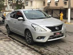 Nissan Versa 1.6 16v Unique - 2017