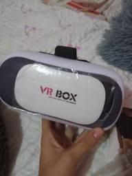Óculos de Realidade Virtual - Vr Box 2.0