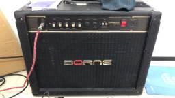 Amplificador Cubo Borne Vorax 1250