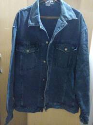 Jaqueta jeans masculino