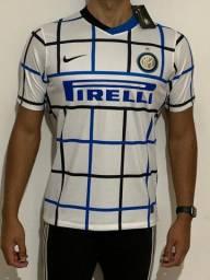 Camisa Uniforme - Inter de Milão 2020/2021