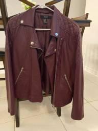 Jaqueta da Marca Forever 21, tamanho M, comprada nos EUA