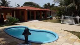 Aluga-se Casa de Praia em Barra do Rio/RN - Com piscina