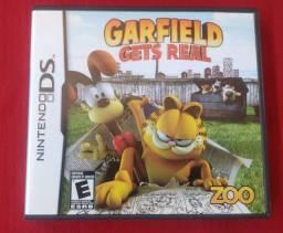 Jogo de Nintendo ds Garfield