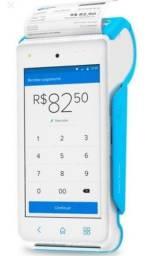 Point Smart A Máquina De Cartão Do Mercado Pago Point 4g Nfc-Frete gratis para curitiba