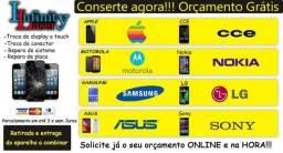 Conserto de Celular e Tablets