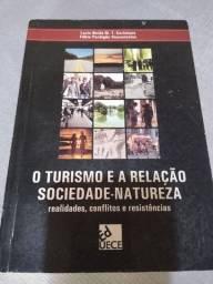 Livro - O Turismo e a Relação Sociedade-Natureza