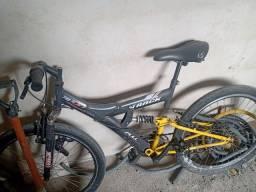 Vendo bike usada mas boa