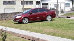 Fiat Linea Absoute 2010 - top de linha
