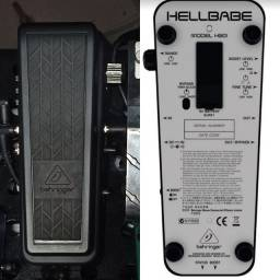 Pedal Wah Wah Hell Babe Behringer Hb01 Controle Óptico<br><br>