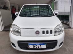 Fiat Uno Vivace 1.0 Flex 2012 - Direção Hidráulica + Vidros e Travas Elétricas