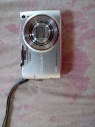Câmera Casio exilim