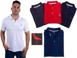 Camisa Polo Algodão, produtos novos na embalagem