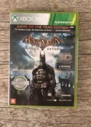 Jogo Batman Arkham Asylum Xbox 360