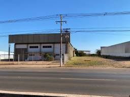 Aluguel Barracão 1750 m² área construída e 3400 m² terreno - Jd.Estados VG