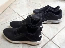 Tênis Puma + Tênis Adidas - Originais Seminovos