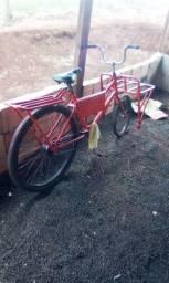Bicicleta carteira