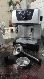 Cafeteira Electrolux Chef Crema Silver