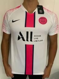 Camisa Uniforme Paris Saint Germain - PSG