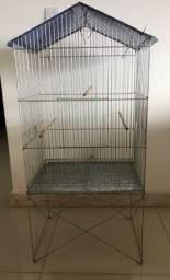 Viveiro para pássaros - 15 dias de uso