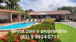 4 Qts, piscina privativa, à 100m do mar de Barra de São Miguel/AL