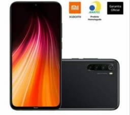 Xiaome redmin not 8 sem marcas de uso