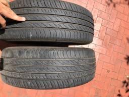 Par de pneus continental
