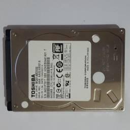 Vendo Hd de notebook da Marca Toshiba de 320gb serve tambem pra Pc Desktop !!!
