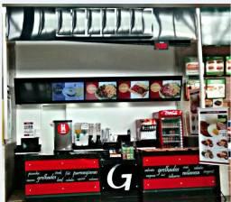 Restaurante montado no Londrina Norte Shopping (venda urgente)