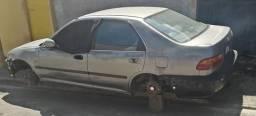 Vendo Peças de Honda Civic 92/95