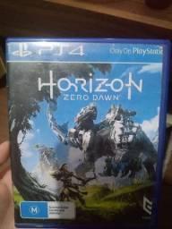 Horizon zero dawn PS4