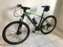 Bicicleta Aro 29 kit shimano Alívio 27 Velocidades