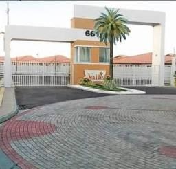 Casa com 2/4 quartos, 02 vagas,mobília Cond Valle das Mangueiras