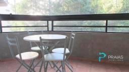 Apartamento à venda com 3 dormitórios em Pitangueiras, Guarujá cod:53412