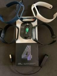 COMBO: Mi Band 4 e Fone Bluetooth JBL T110 Seminovos