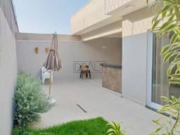 Casa com 3 dormitórios à venda, 150 m² por R$ 580.000,00 - Condomínio Olivio Franceschini